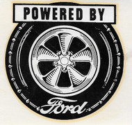 Vintage Powered by Ford