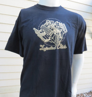 Injected Olds T-shirt by Tuck -Men's LARGE