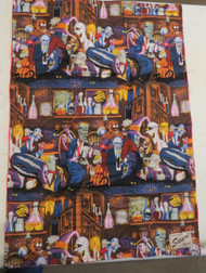 Monster's Ball Baby Blanket