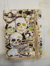 Camouflage Skeleton Skull Baby Blanket