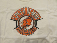Speed Demon XS kid's tee shirt by John Bell