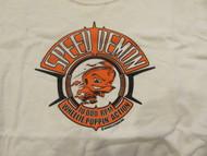 Speed Demon XS kid's tee shirt by John Bell