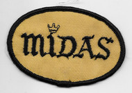Vintage Midas Patch