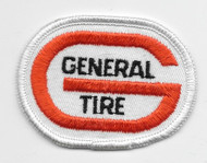 Vintage General Tire Patch