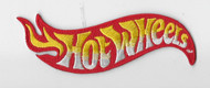 Hot Wheels Toy Car Embroidered Patch
