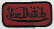 Von Dutch Patch