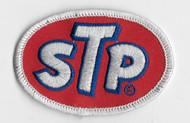 Vintage-style STP Patch