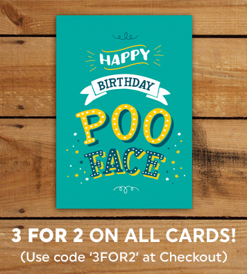 3 for 2 on all cards. use 3for2 at checkout