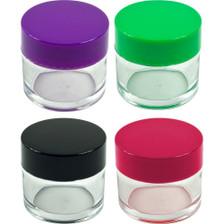 20g Cosmetic Sample Jar Close up View