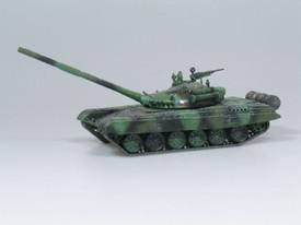 T-72M1  Main Battle Tank SDV 87071 Unfinished Plastic Kit. 1/87 Scale NIB