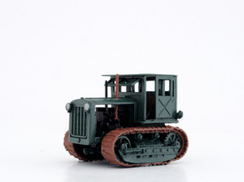 Russian Stalinetz S65 Artillery Tractor. Wespe 87033, Resin Kit 1/87 Scale
