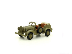 Dodge Command Car T202, Wespe 87048, Unfinished Resin Kit 1/87 Scale