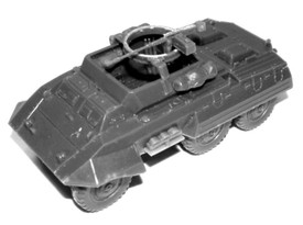 M20 Command Car Early Version 114201071 unpainted