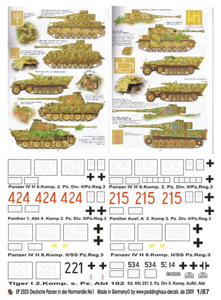 2025 Panzers in Normandy