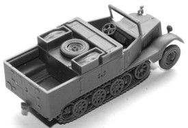 Sd.Kfz. 11/4 1/2 Track Ammo Carrier for Nebelwerfer #112100511