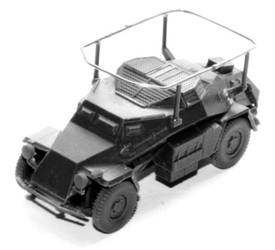 Sd.Kfz.261 Light Armored Radio Car #112200931