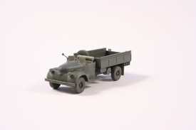 British Chevy 30CWT Supply Truck Arsenal-M  116200111 Resin 1/87 Unfinished Kit