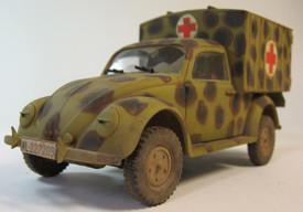 VW Type 86 1st Aid Car #112204051