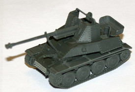 Marder III Sd.Kfz.139 76.2mm  Arsenal-M 112100181 Resin 1/87 Kit  Unfinished