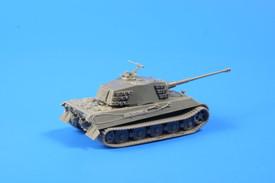 Tiger II Henschel Old Transport Suspension No Zimmerit. Arsenal-M 112100933 Resi