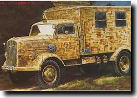 Opel Blitz 3ton Wood Shelter #112200281