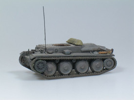 Panzer 38(t) Munitions Carrier. SDV 87005 Unfinished Plastic Kit. 1/87 Scale NIB