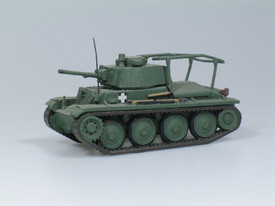 Panzer 38 (t) Ausf F, SDV 87008 Unfinished Plastic Kit. 1/87 Scale NIB