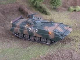 Soviet BMP-2 Amphibious IFV. SDV 87040 Unfinished Plastic Kit 1/87 Scale New