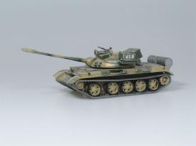 Soviet T-55AD Main Battle Tank. SDV 87045 Unfinished Plastic Kit 1/87 Scale New