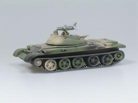 Soviet IT-1, T-62 Rocket Launcher Tank. SDV 87061 Unfinished Plastic Kit 1/87