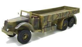 German WWII Faun L900 Tank Transport. Trident 87053 New 1/87 Scale Kit
