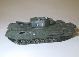 Churchill Mk IV, British Infantry Tank, Trident 87061 New 1/87 Scale Unassembled