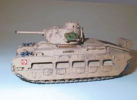 Matilda Mk IV British Infantry Tank. Trident 87060 New 1/87 Scale Resin Kit