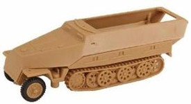 Sd.Kfz. 251/8 I Half Track Armored Ambulance, Trident 90190A New 1/87 Scale