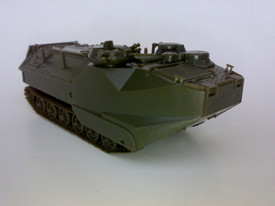 AAVP-7 Early Turret Arsenal-M 224100010 Plastic 1/87 Scale Kit Unfinished