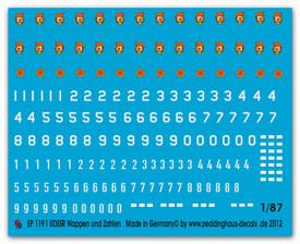 1191 Russian stars numbers etc etc.