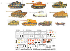 2110 Panzers in Russia 1943-45