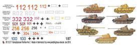 2137 Panther tanks #2
