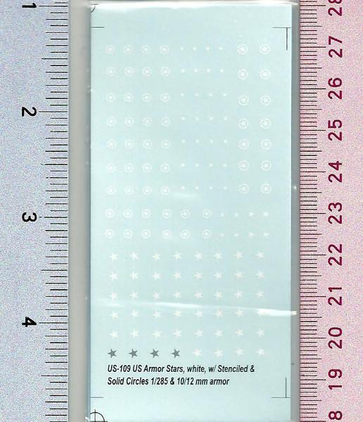 US109 rulers