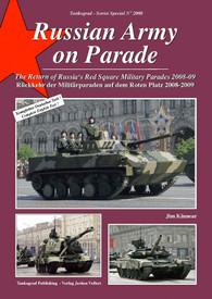 Russian Army on Parade - Red Square 2008-09. Tankograd  #2008