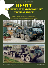 HEMTT - Heavy Expanded Mobility Tactical Truck. Tankograd  #3003