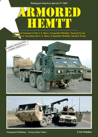 Armored HEMTT. Tankograd #3004