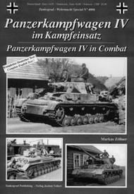 Panzer IV in Combat. Tankograd 4006 English & German Text