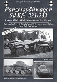 6-Wheeled/8-Wheeled Armored Reconnaissance Vehicles. Tankograd  4010