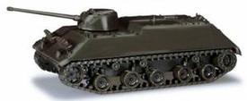 German BW HS30 w/ 20mm gun turret. Minitanks 211 Plastic 1/87 Kit