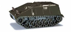 German BW Hotchkiss KrKw Ambulance. Minitanks 215 Plastic 1/87 Kit Unfinished