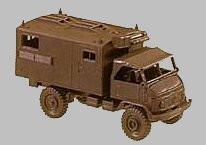 Unimog 404, Communications truck. Minitanks  #242