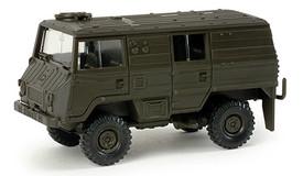 Pinzgauer 710K Command & Radio Truck. Minitanks Roco 324 Herpa 743198 HO 1/87 Sc