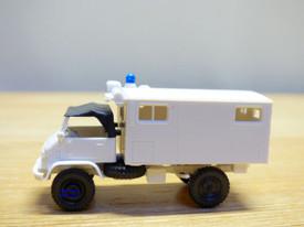 Unimog S-404 Ambulance UN Version. Minitanks  #356