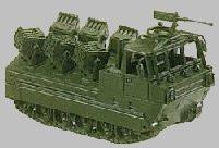 M548 Minelayer. Minitanks #376